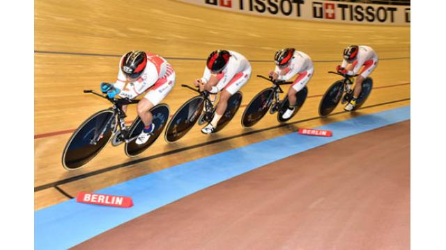 UCIトラックワールドカップ ベルリン大会 女子チームパーシュート 最下位という日本の結果を受けてイアン・メルビンコーチのインタビュー