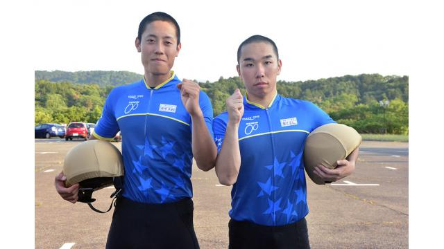 日本競輪選手養成所 117回、118回生記録会ゴールデンキャップが2名! &2000m、3000mの1位から3位