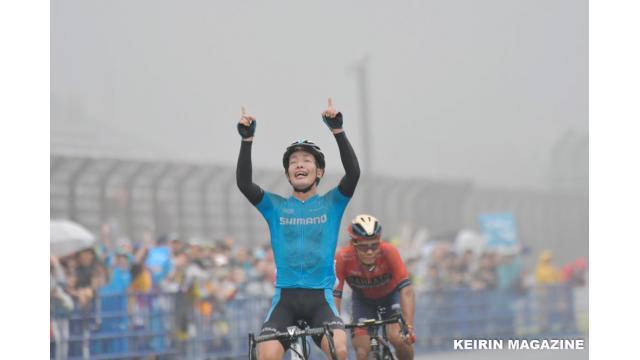 第88回全日本自転車競技選手権大会ロードレース 四日目 男子エリート 優勝は入部正太朗!