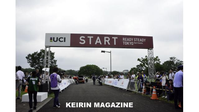 2020東京オリンピックまであと一年! 自転車競技の先陣を切ってロードのプレ大会が開催されました。