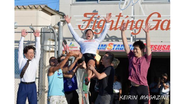 第35回共同通信社杯(GII)優勝 郡司浩平!KGP出場に近づく大きな勝利を挙げた!