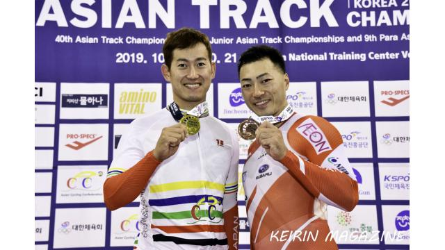 アジア選手権を終えてオリンピックランキング。東京オリンピックに出場できる?