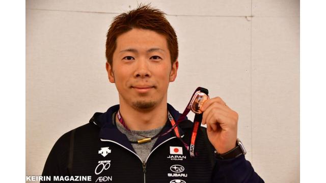 スプリント銅メダル獲得の深谷知広、帰国直後コメント