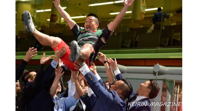 令和元年 2019年を締めくくる大一番! KEIRINグランプリ2019優勝は佐藤慎太郎選手でした!
