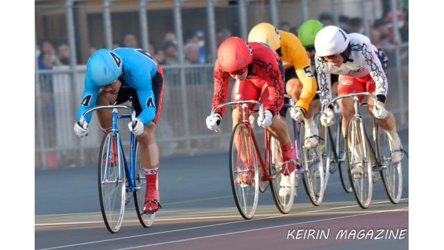 第35回全日本選抜競輪(GI)初日レポート 昨日までの寒さは和らいだ豊橋でした。が、激熱バトル続出。 明日はスタールビー賞と二次予選!