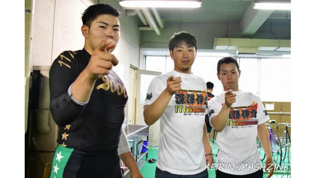 競輪ルーキーシリーズ伊東温泉 二日目レポート