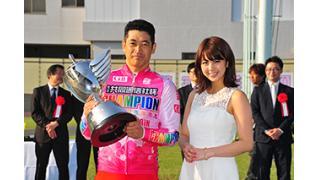 第31回共同通信社杯(GII)優勝はレジェンド神山雄一郎選手でした!