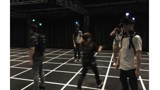 広大なVRスペースで6人同時体験できるZERO LATENCY VRをやってきた