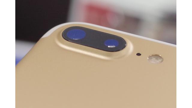 iPhone7 Plusのツインカメラの使い分け