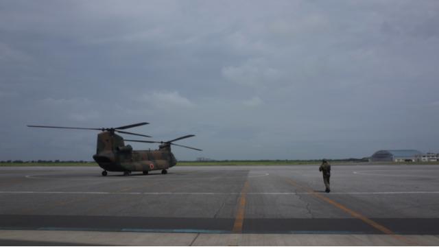 【シン・ゴジラ】木更津駐屯地で自衛隊 第1ヘリコプター団を見学してきた【聖地巡礼】