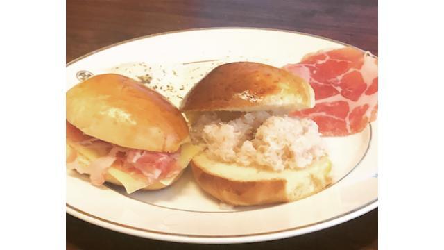 東京ハードボイルド、パンを焼く【ポエム】