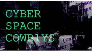 QuickTimePlayerだけで手軽にサイバーなムービーを作る方法 / 電脳空間カウボーイズZZのオープニングムービーの秘密