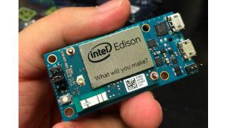 世界最小のIntelマシン、EdisonをWebサーバにしてみた