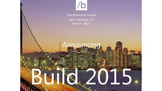 [運営ニュース]緊急企画 サンフランシスコより3日連続生中継!! shi3zによる「Windows Build2015」現地リポート放送のお知らせ