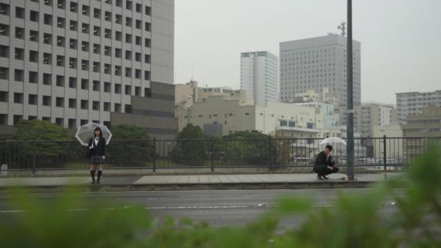 神保町映画祭リターンズ/「DEPARTURE」園田新監督インタビュー