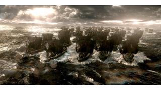 【映像│洋画】ペルシア帝国 VS ギリシア連合の壮絶な戦い。『300<スリーハンドレッド>~帝国の進撃~』