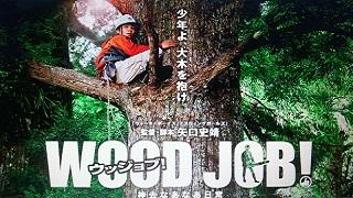 【映像│邦画】都会育ちの18歳が山の男に成長する青春コメディ。ふんどし姿に注目!『WOOD JOB! ~神去なあなあ日常~』