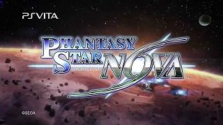 【ゲーム|PSVita】新たな「ファンタシースター」作品の創造と誕生!『ファンタシースター ノヴァ』