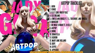 【音楽│洋楽】iTunesで48カ国で1位を獲得したシングル「アプローズ」収録。『レディー・ガガ/アートポップ』