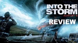 """【映像│洋画】世界最大の""""怪物(竜巻)""""現る。竜巻を追う研究者は渦の中へ・・・『イントゥ・ザ・ストーム』"""