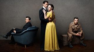 【映像│海外ドラマ】『007』原作者イアン・フレミングの若き日を描いた鮮烈なアクション大作『フレミング~007誕生秘話~』 vol.1~2