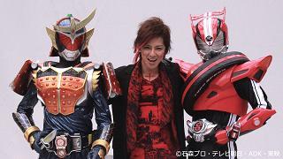 【音楽│邦楽】松岡充の新ユニットによる、テレビシリーズ「仮面ライダー」主題歌。『Mitsuru Matsuoka EARNEST DRIVE/SURPRISE-DRIVE 』