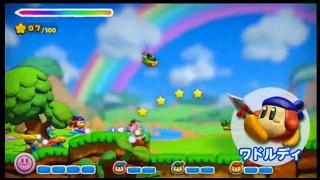 【ゲーム│Wii U】『タッチ! カービィ スーパーレインボー』Wii U向けカービィシリーズ最新作が登場!