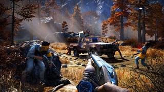 【ゲーム│PS3/PS4】『Far Cry 4』象の背にまたがって,群がる悪人どもを蹴散らせ!!