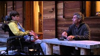 【映像│洋画】『グレート デイズ! 夢に挑んだ父と子』不器用な父×車いすの息子。凸凹親子がトライアスロンに挑戦する感動作