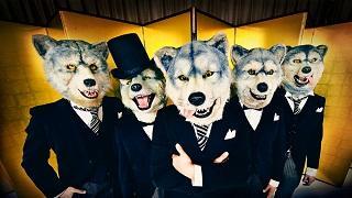 """【音楽│邦楽】『MAN WITH A MISSION/Seven Deadly Sins』日本に降り立った""""オオカミたち""""の5周年記念第1弾シングル。"""