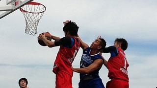「3x3」トップリーグが開幕!