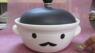 土鍋でプリンが美味しい季節ですね♪