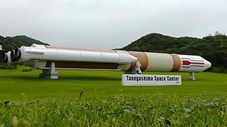 世界一美しいロケット発射場で、特別な1日を…。