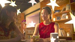 ロマンチックにいこう。「星」がテーマの期間限定カフェ