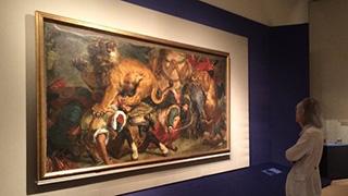 ワインじゃないけど…西洋美術館で「ボルドー展」やるよー。
