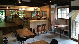 築100年以上の古民家を改修してカフェに!
