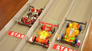 懐かしい人も多いはず。ミニ四駆のレース大会が開催されるよ!