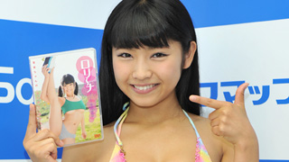 童顔巨乳グラドル 永井里菜「ナースになって皆さんを介抱してあげちゃいます!」