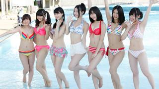 SKE48が『ナガシマリゾート』広報大使に就任!初の水着CMも放映決定!!