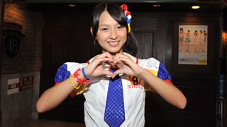 AKB48チーム8 山田菜々美 単独インタビュー「チーム8のメンバーになって本当によかったなって思います」