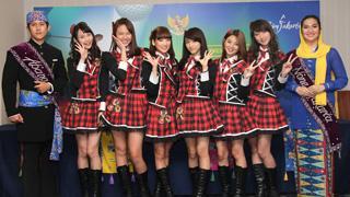 JKT48が『Enjoy Jakarta 大使』に就任!仲川遥香「ジャカルタを盛り上げていきたいです!」