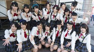 AKB48チーム8がオリジナル楽曲第二弾『制服の羽根』を初披露!単独での全国ツアーも決定!!
