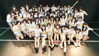 『HKT48劇場 3周年記念特別公演』にHKT48全メンバー47名が出演。『DOCUMENTARY of HKT48』の公開も決定!