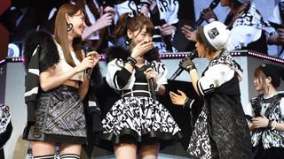 柏木由紀が9年目で初センター。NGT48も誕生へ!『AKB48リクアワ 2015』五日日・夜オフィシャルレポート(25位~1位)