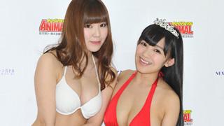 元SKE48金子栞、グラビアコンテスト準優勝に「私よりも松村香織が悔しがっている」 - 優勝はIカップ娘の天木じゅん