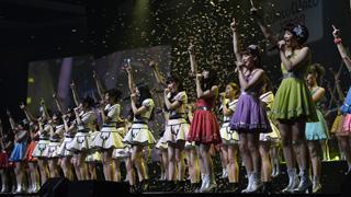 AKB48とJKT48が3年ぶりに合同コンサートを開催。