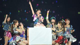 渡辺麻友、地元で21歳の誕生日を祝福され「みんなー!愛してるぜー!」と喜び爆発