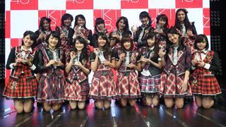 JKT48 10thシングル選抜総選挙、昨年2位のジェシカ・フェランダが1位の栄冠に輝く!
