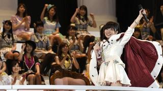 指原莉乃が涙の1位返り咲き!北原里英は過去最高順位でNGT48に弾み。