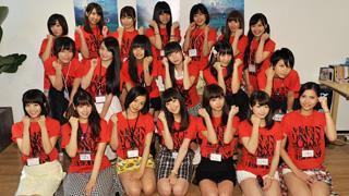栞菜&船岡咲ら美少女たちが舞台『アリスインデッドリースクール ビヨンド』に対する想いを語る!